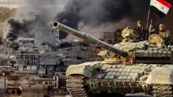 Битва за сирийский Сталинград окончена