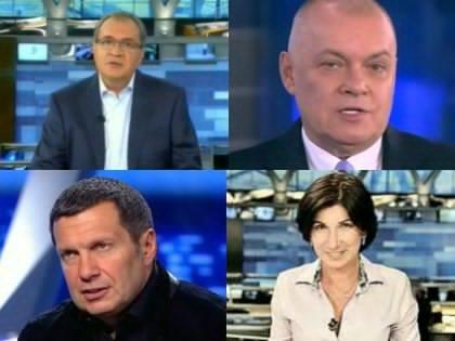Как Фадеев, Киселев, Зейналова и Соловьев молчали о митинге в Москве