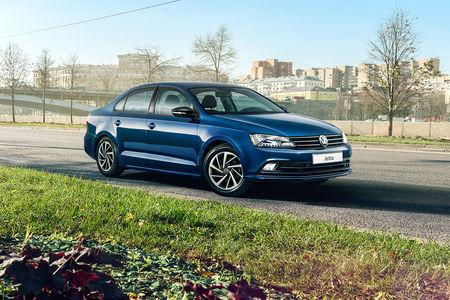 Volkswagen Jetta получил спецкомплектацию Life