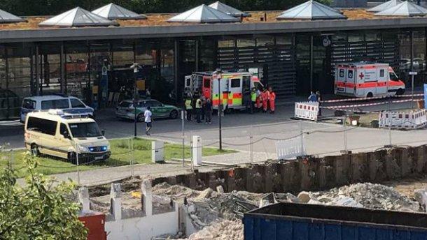В пригороде Мюнхена произошла стрельба на железнодорожной станции