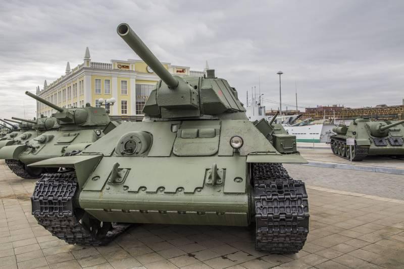 Настолько ли был плох Т-34, как это показывают?
