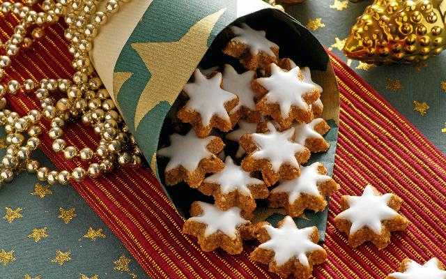 Новогоднее печенье, которое получается у всех…и обязательно будет хрустеть!