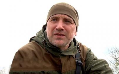 Захар Прилепин: российско-оккупационно-террористические войска