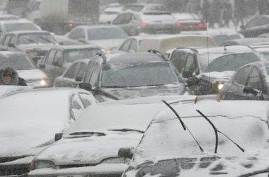 В США три человека погибли в результате сильного снегопада