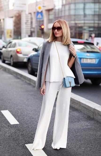 Самые модные брюки сезона весна-лето 2017: 40 стильных вариантов