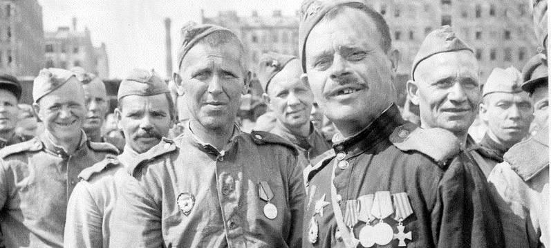 Кто помнит 25-летие Победы? Как победить русских