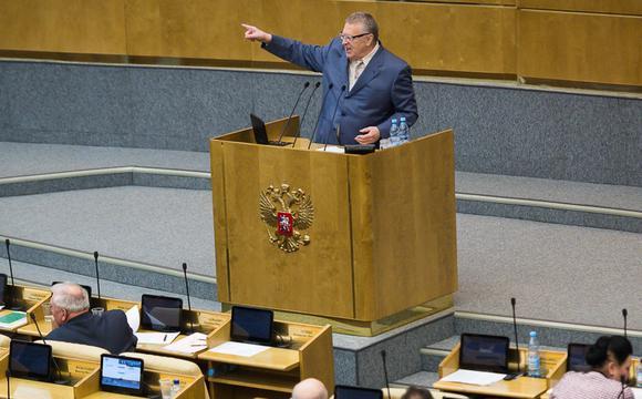 Лидер ЛДПР: России необходим закон о содержании собак