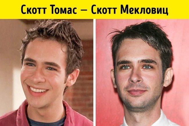 Любимые актёры комедий детства тогда и сейчас