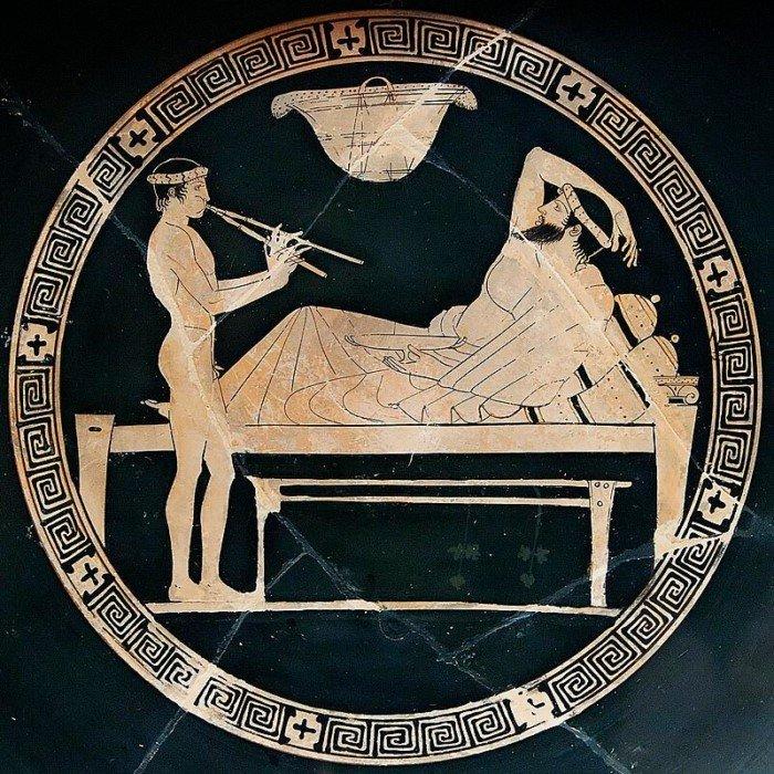 Античная проктология: наука о важном.