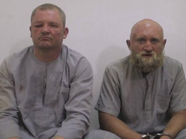 Сирийский спецназ отомстил игиловцам, казнившим русских добровольцев