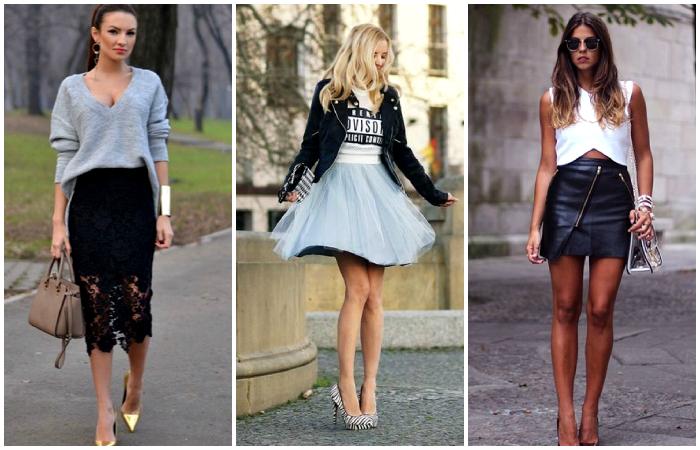 15 самых модных в этом сезоне фасонов юбок, в которые невозможно не влюбиться