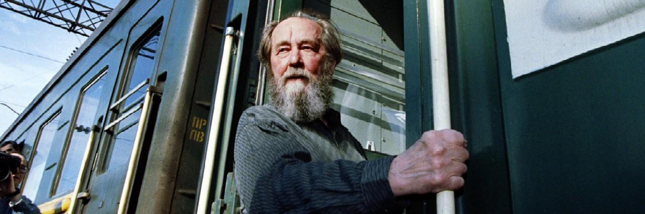 Александру Солженицыну были нужны не великие потрясения, а великая Россия