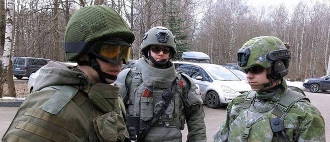 Технологии изменят облик российских военнослужащих