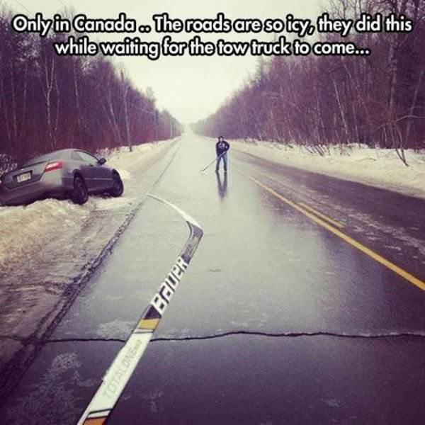 Ломаем стереотипы о Канаде
