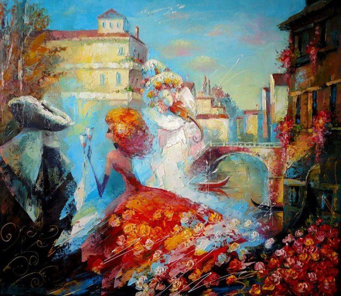 художник Лиана Моисеева картины - 06