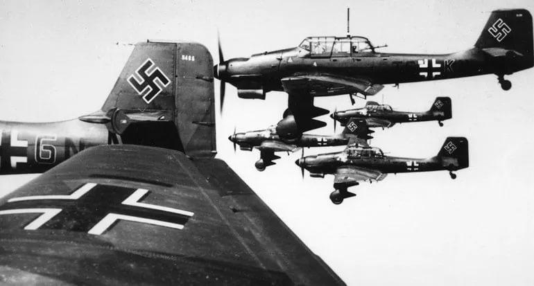 75 лет назад совершен массированный налет немецкой авиации на Сталинград. Город уничтожен