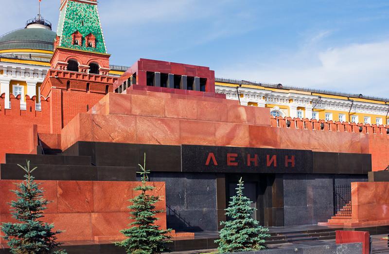 История мавзолея В.И. Ленина