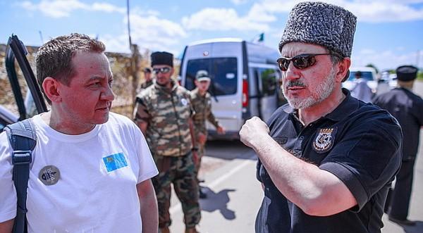 Крымскотатарские радикалы го…