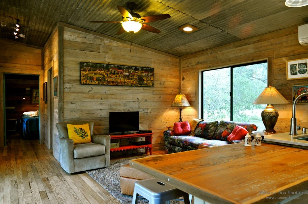 обустройство нового деревянного дома внутри термобелья Craft MIX
