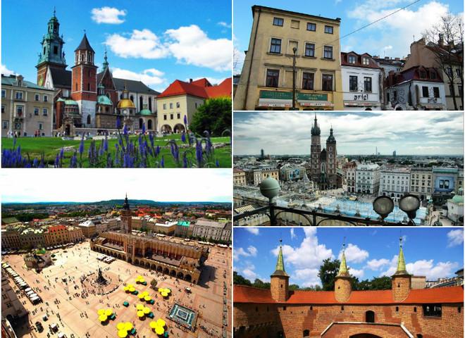 Что посмотреть в Кракове: топ-5 достопримечательностей