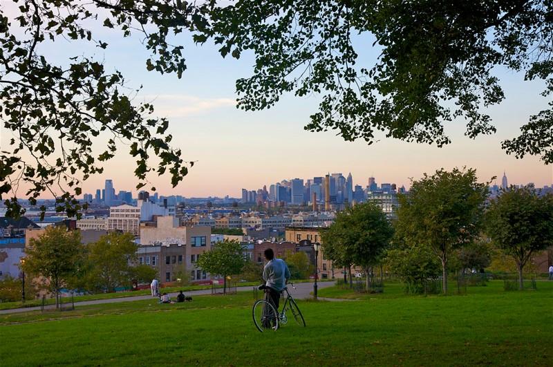Sunset Park, Нью-Йорк Сити Lonely Planet, города мира, путеводитель, районы, туризм, туристические