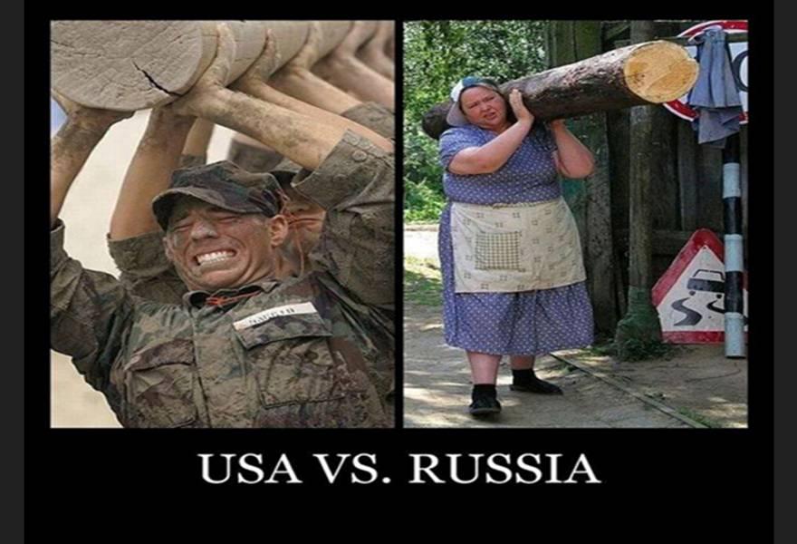 США - враги России