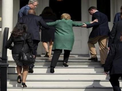 Американского блогера уволили за тайны Клинтон