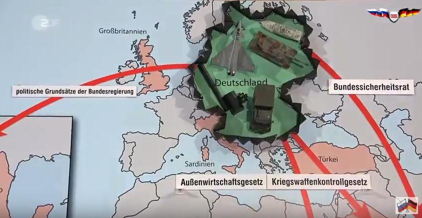 Германию заподозрили в поста…