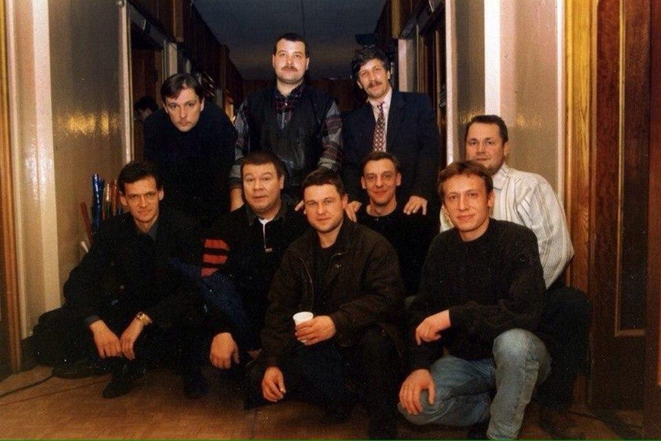 Прототипы главных героев «Улиц разбитых фонарей», апрель 1999 года