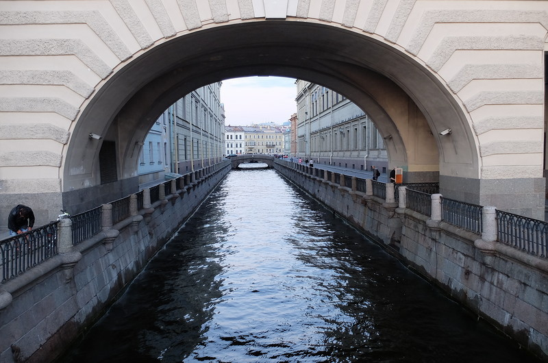 Гид по петербургским каналам... и канавкам