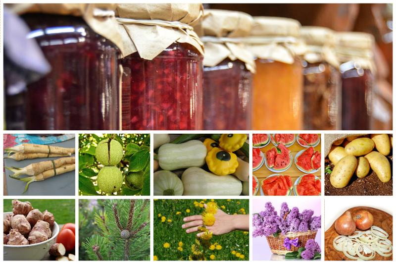 А не сварить ли нам варенья из всего подряд? варенье, необычное, овощи. сахар. сладости, рецепт, фрукты, экзотика