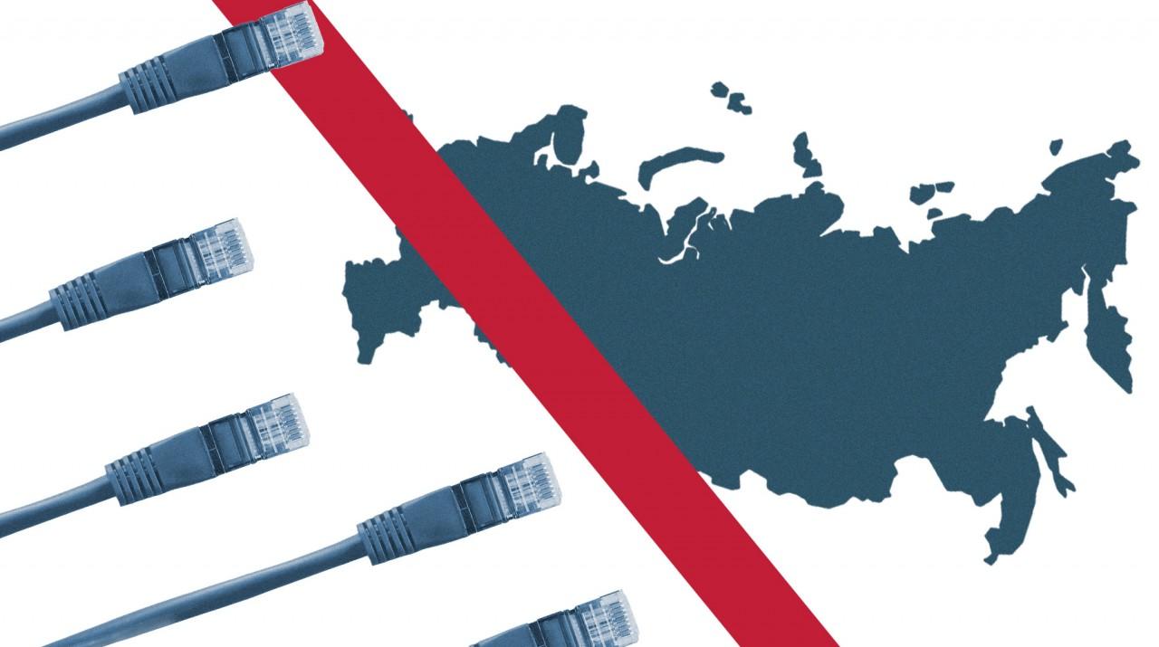 «Будем как в Северной Корее». Россию готовят к отключению от мировой интернет-сети