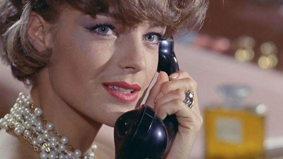Роми Шнайдер в фильме Боккаччо '70 (1962) Л.Висконти