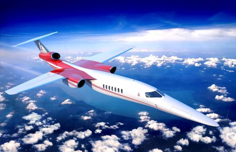 «Туполев» против Boeing: сверхзвуковое противостояние нарастает