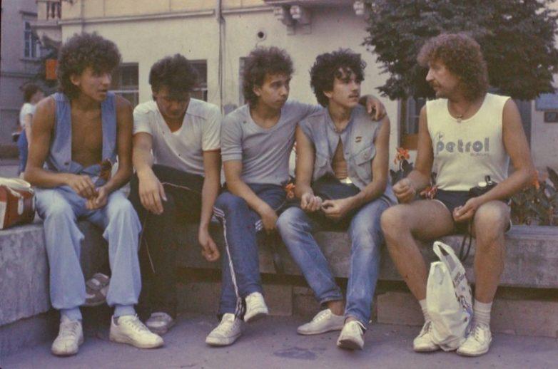 Хиппи 1970-х годов
