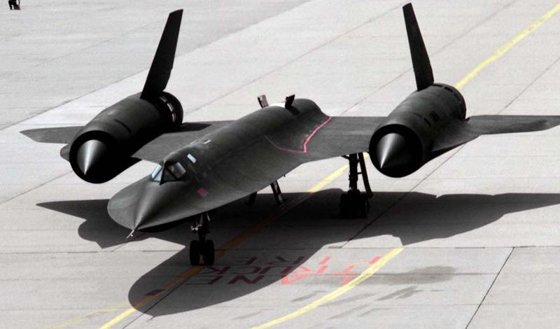 Американский самолет-шпион, который невозможно сбить