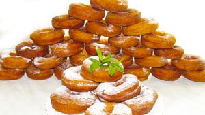 Творожные пончики, которые п…