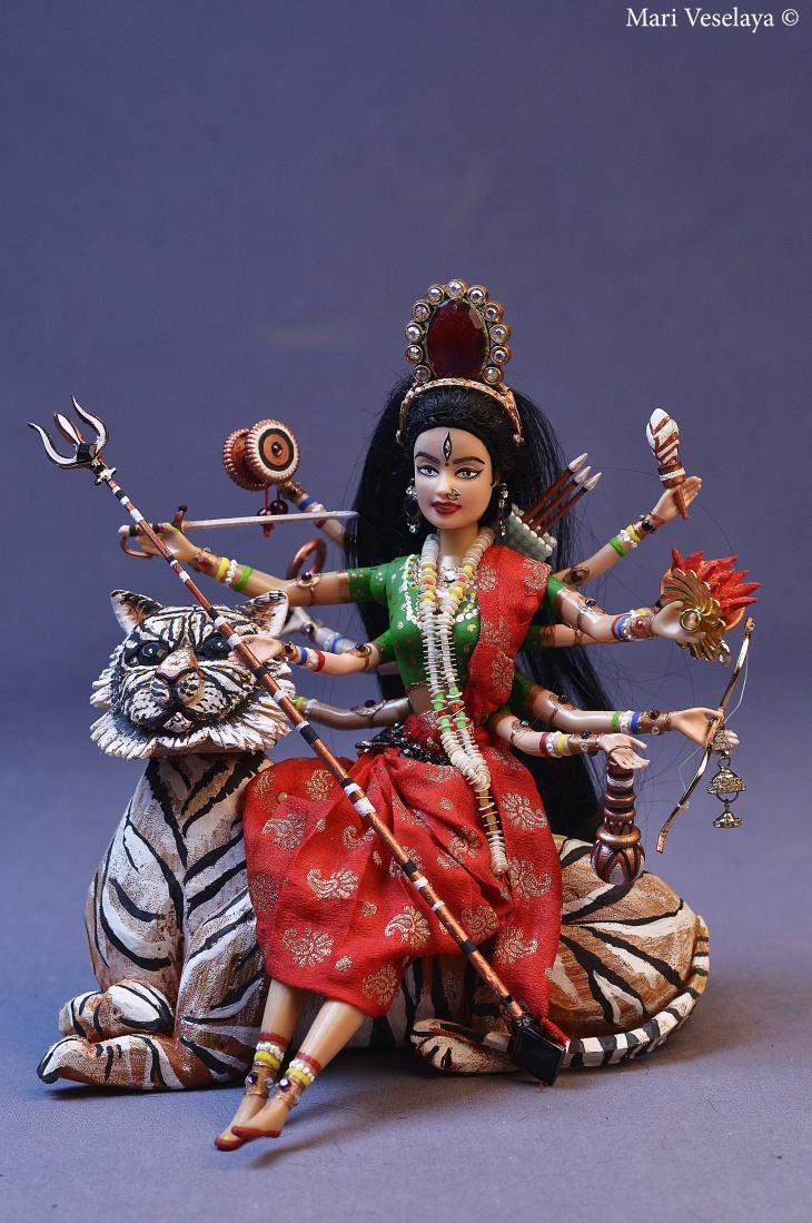 Индийский пантеон от Mari Veselaya