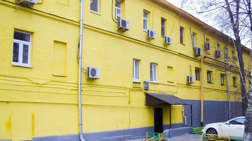 В Москве отреставрируют фасады здания таможни конца XVIII — начала XIX века