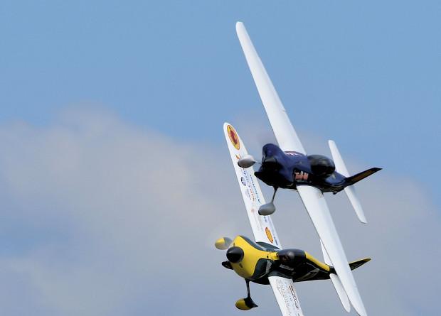 Британцы создадут первый в мире гоночный электрический самолет