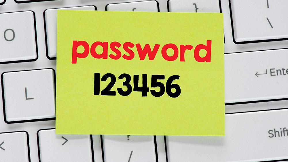 12345, qwerty. Эксперты рассказали, какие пароли использовать нельзя