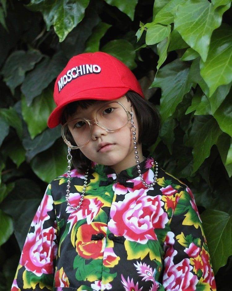 Коко — 6-летняя модница инстаграма, ставшая иконой стиля для японцев