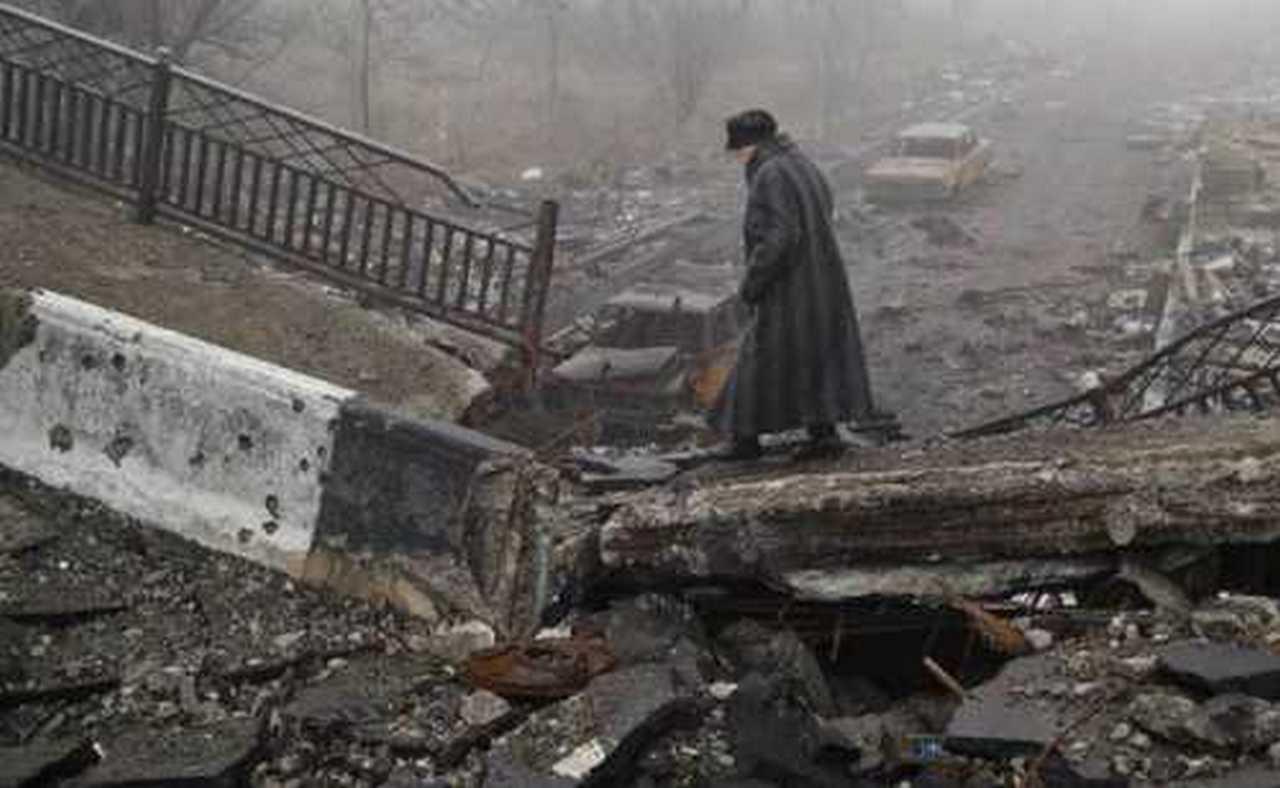 Война против Донбасса должна…