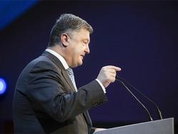 Порошенко пообещал восстановить суверенитет в Донбассе