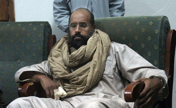 Ash-Sharq Al-Awsat: сын Каддафи обратился к России за помошью