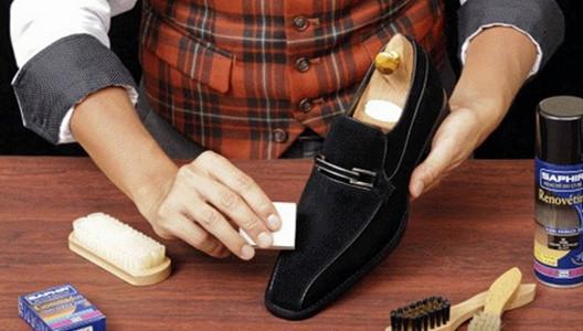 Как же нужно ухаживать за замшевой обувью