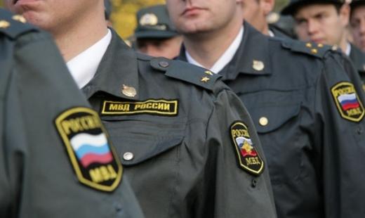 МВД РФ приостановило набор новых сотрудников