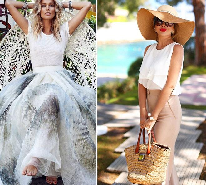 Идеи для лета. Женская одежда