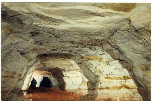 Межконтинентальные подземные тоннели исчезнувшей цивилизации
