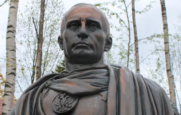 За установку статуи Путина б…